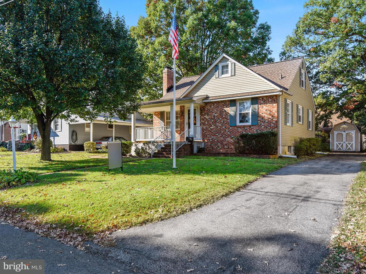 Single Family for Sale at 312 Darlene Ave Linthicum Heights, Maryland 21090 United States