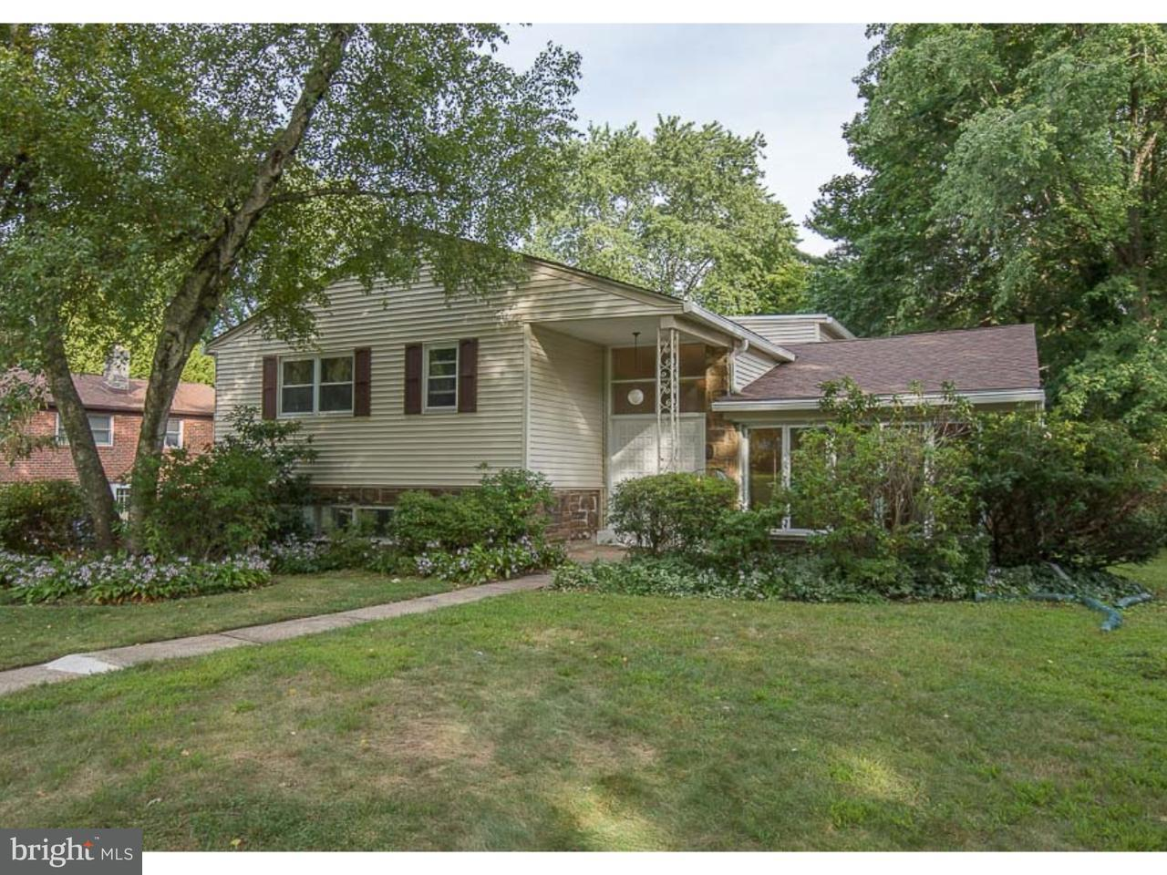 Casa Unifamiliar por un Venta en 1115 GAINSBORO Road Bala Cynwyd, Pennsylvania 19004 Estados Unidos