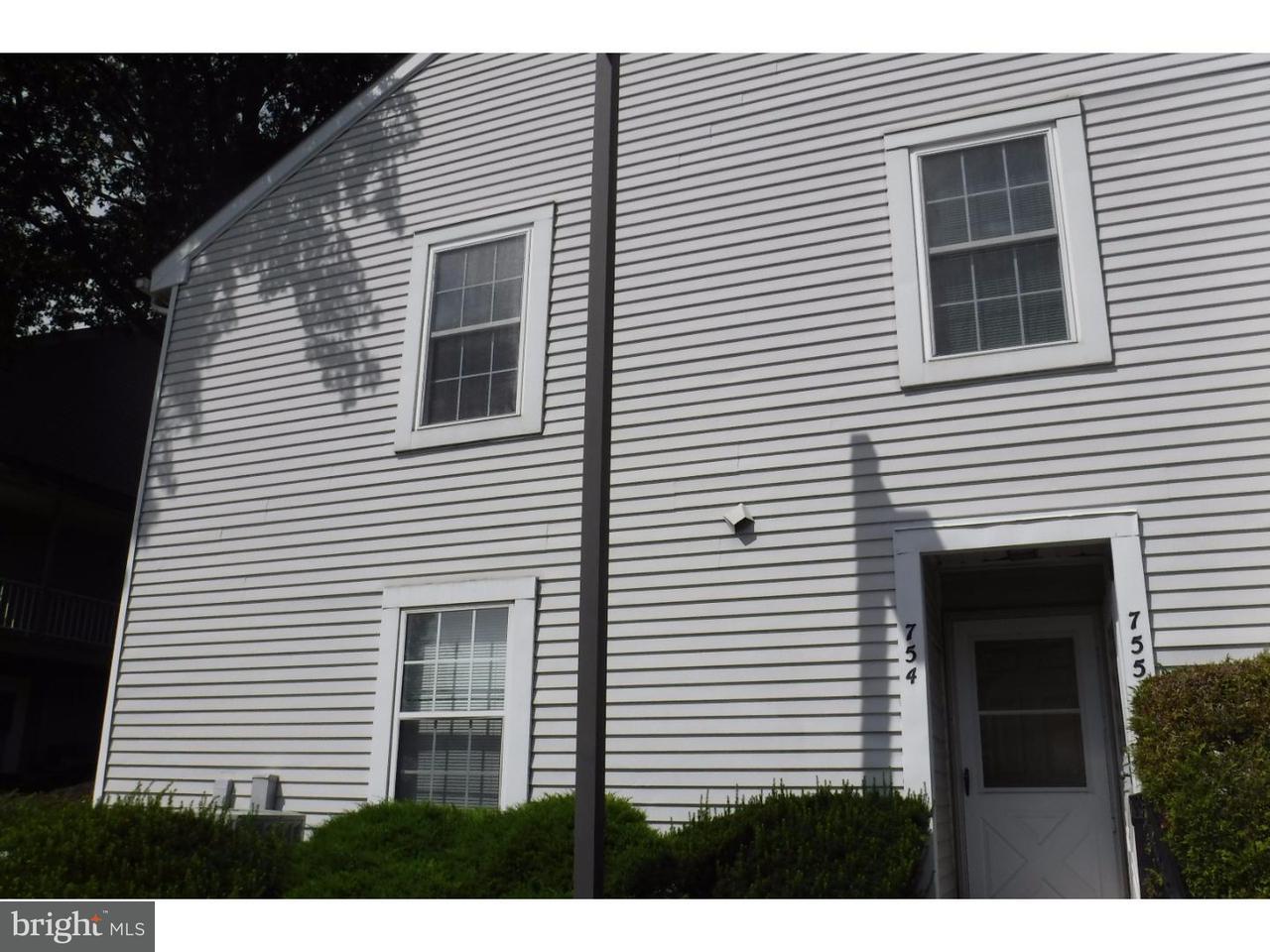 Casa unifamiliar adosada (Townhouse) por un Alquiler en 754 E PARKER ST #B1 Langhorne, Pennsylvania 19047 Estados Unidos