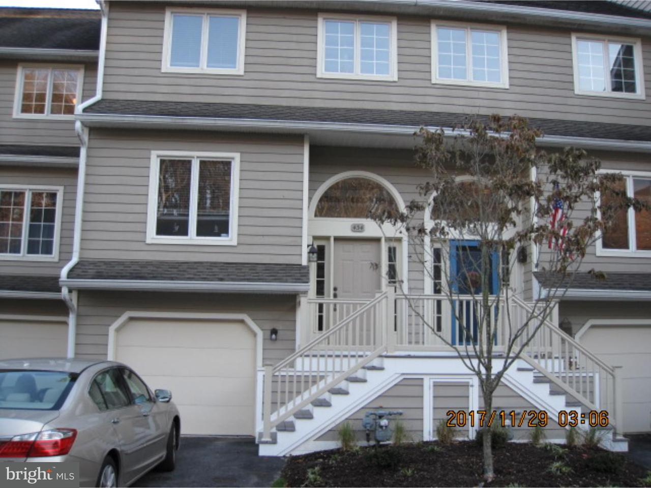 Townhouse for Rent at 434 WOODED WAY Newtown Square, Pennsylvania 19073 United States