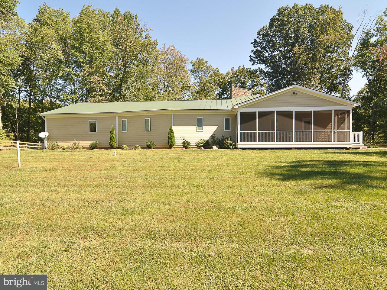 Частный односемейный дом для того Продажа на 9520 ROCKFISH VALLEY HWY 9520 ROCKFISH VALLEY HWY Afton, Виргиния 22920 Соединенные Штаты