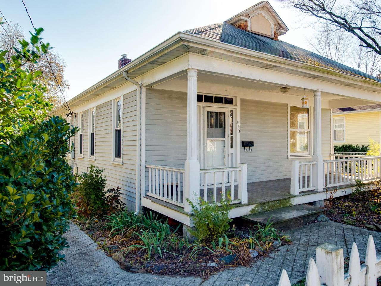 Single Family Home for Sale at 805 SEVERN Avenue 805 SEVERN Avenue Annapolis, Maryland 21403 United States