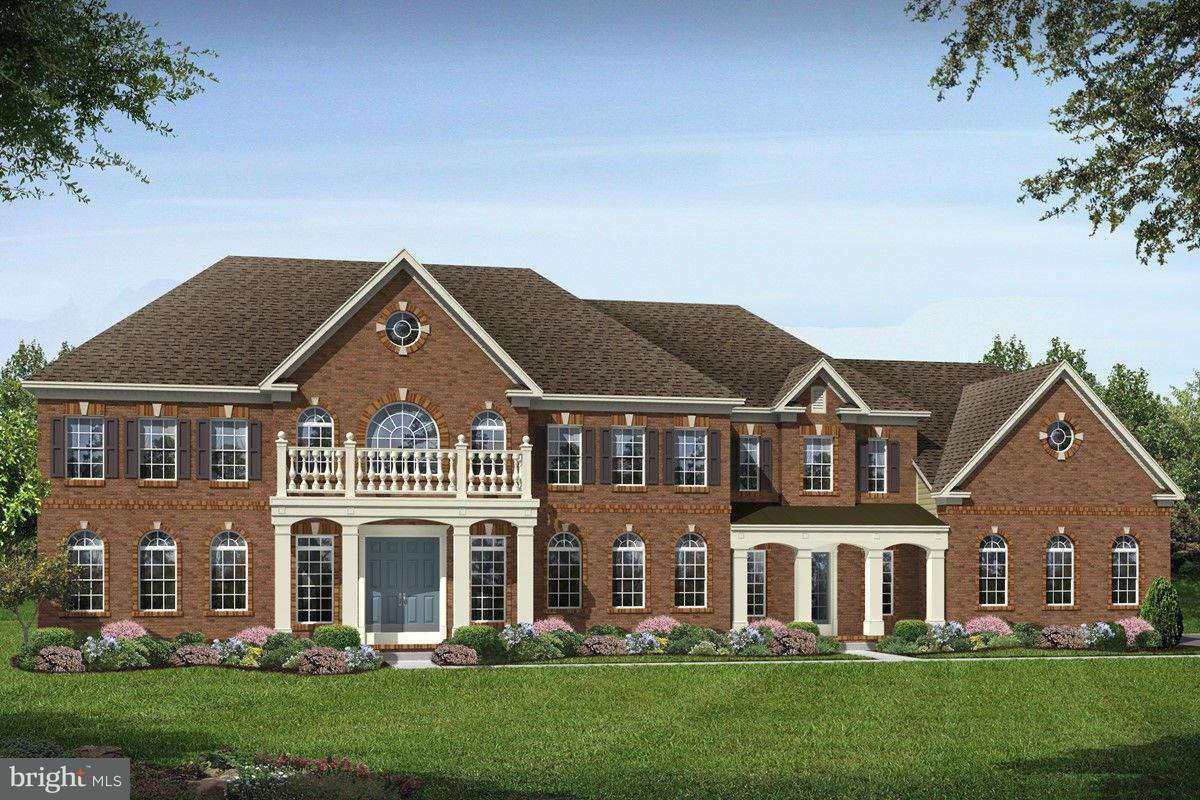 Casa Unifamiliar por un Venta en GLORY CREEK Trail GLORY CREEK Trail Centreville, Virginia 20120 Estados Unidos