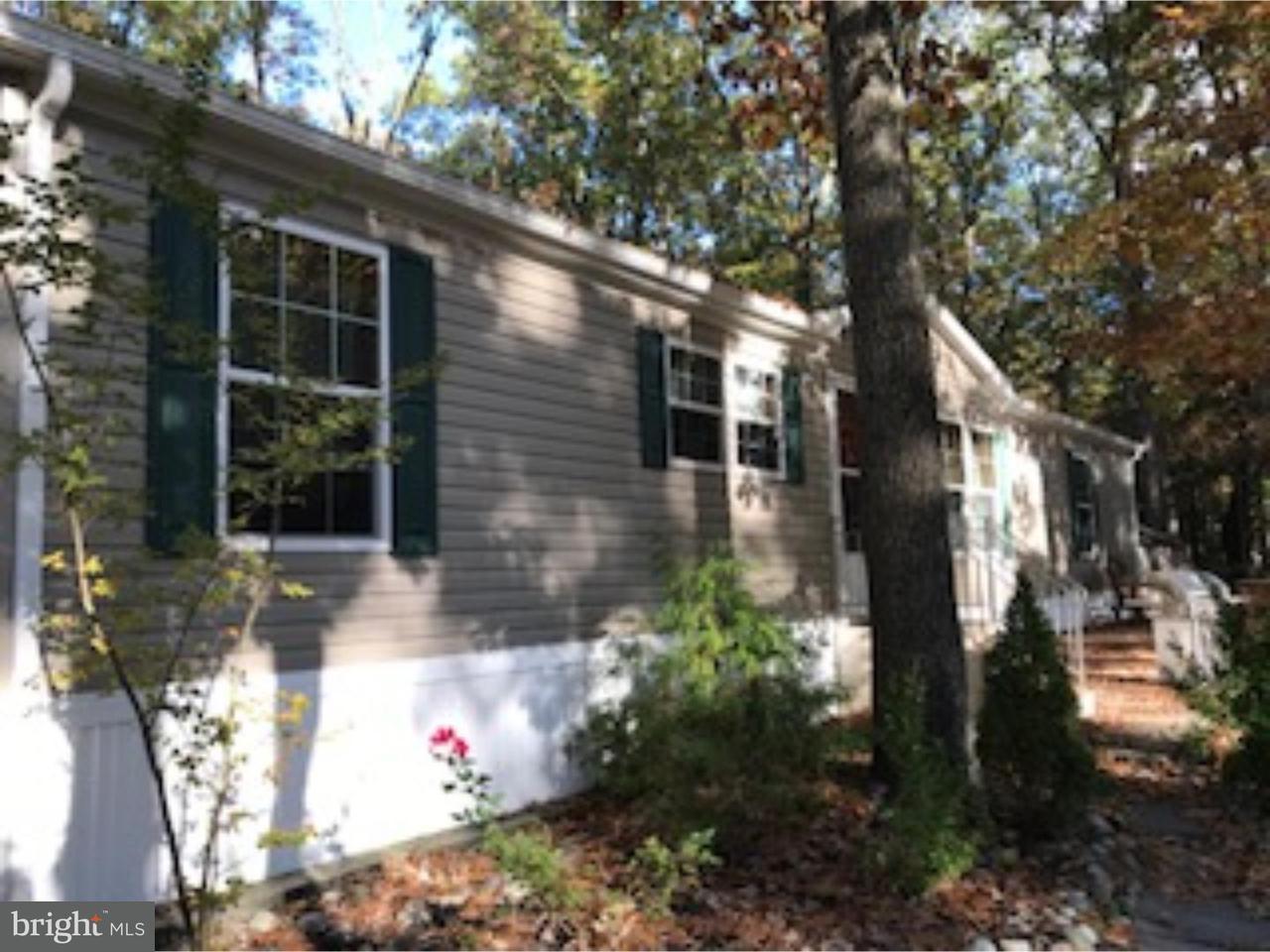 移动之家 为 销售 在 23D OAKVIEW Court Vincentown, 新泽西州 08088 美国