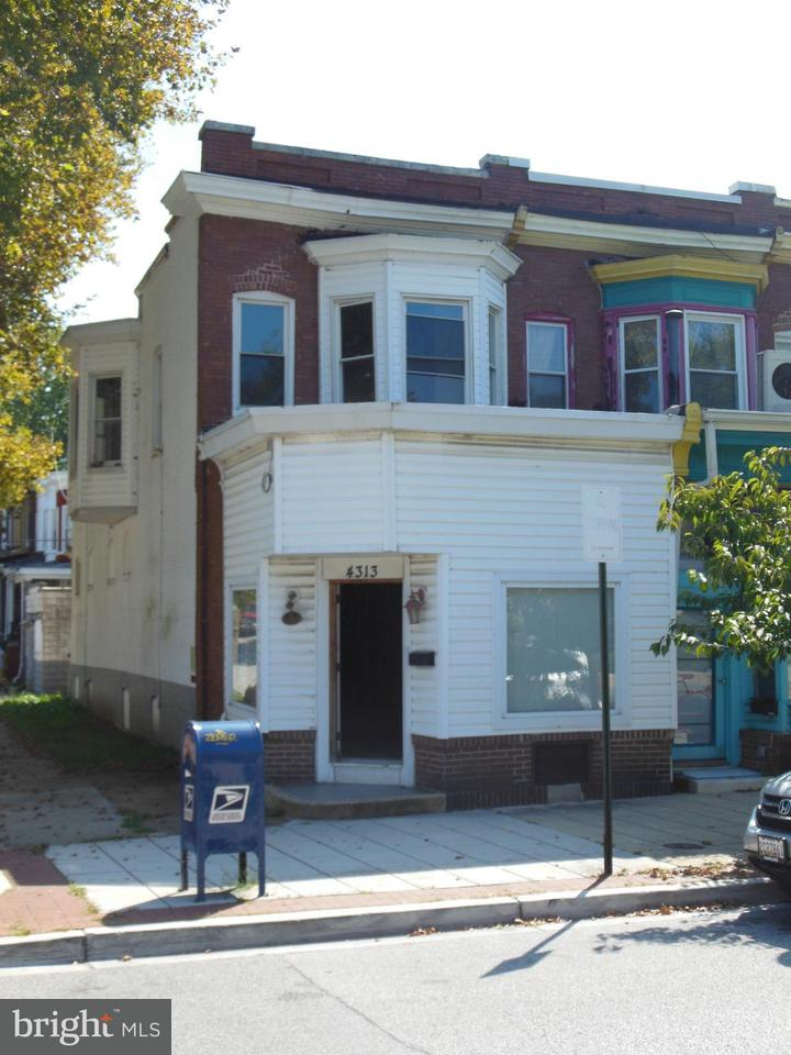 Single Family for Sale at 4313 Harford Rd Baltimore, Maryland 21214 United States