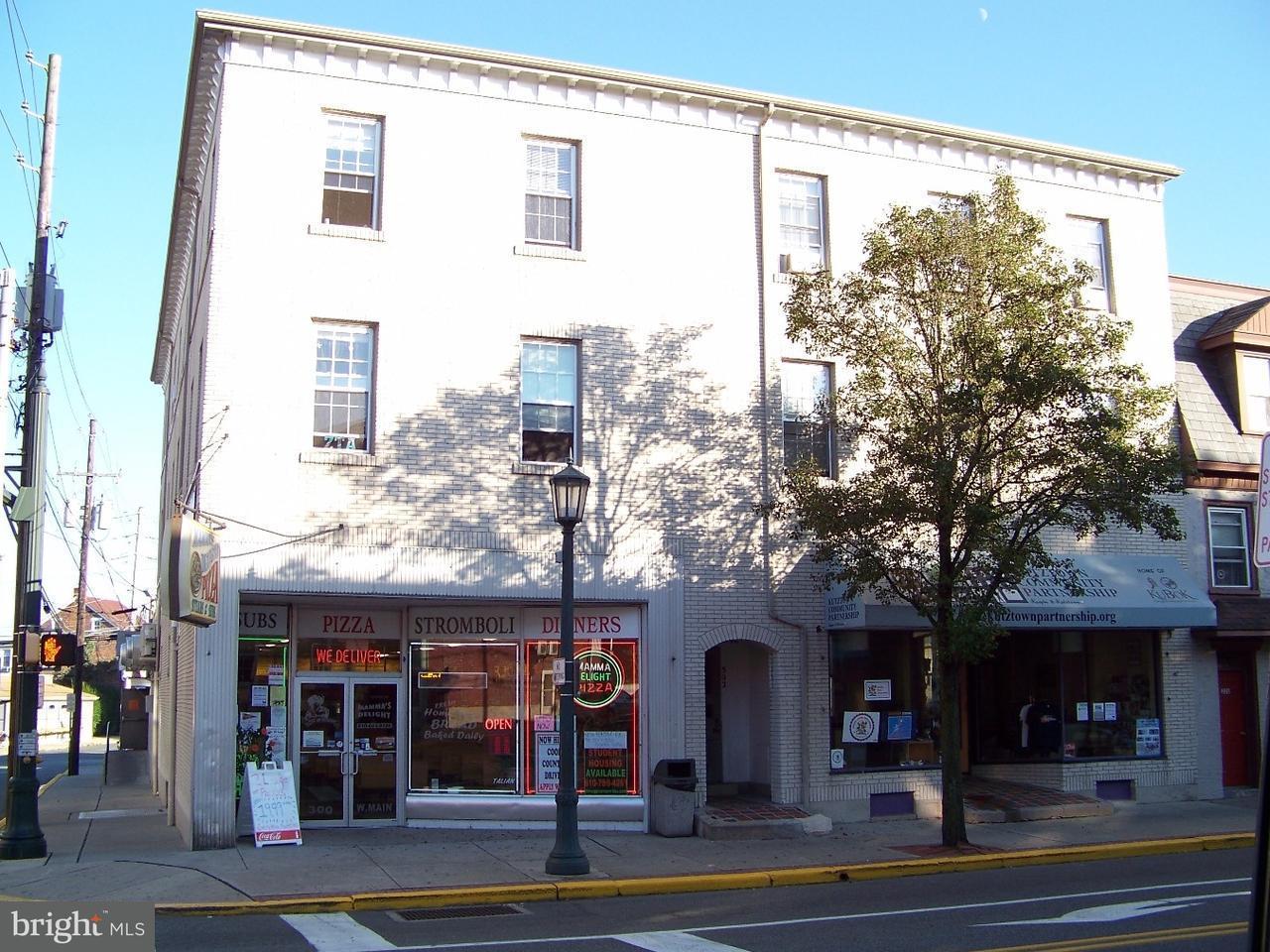 独户住宅 为 销售 在 300 W MAIN Street Kutztown, 宾夕法尼亚州 19530 美国