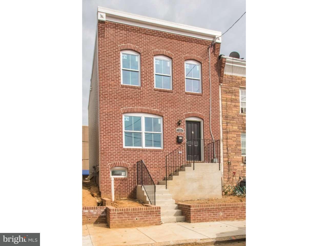 Casa unifamiliar adosada (Townhouse) por un Venta en 720 DOUGLAS Street Wilmington, Delaware 19805 Estados Unidos