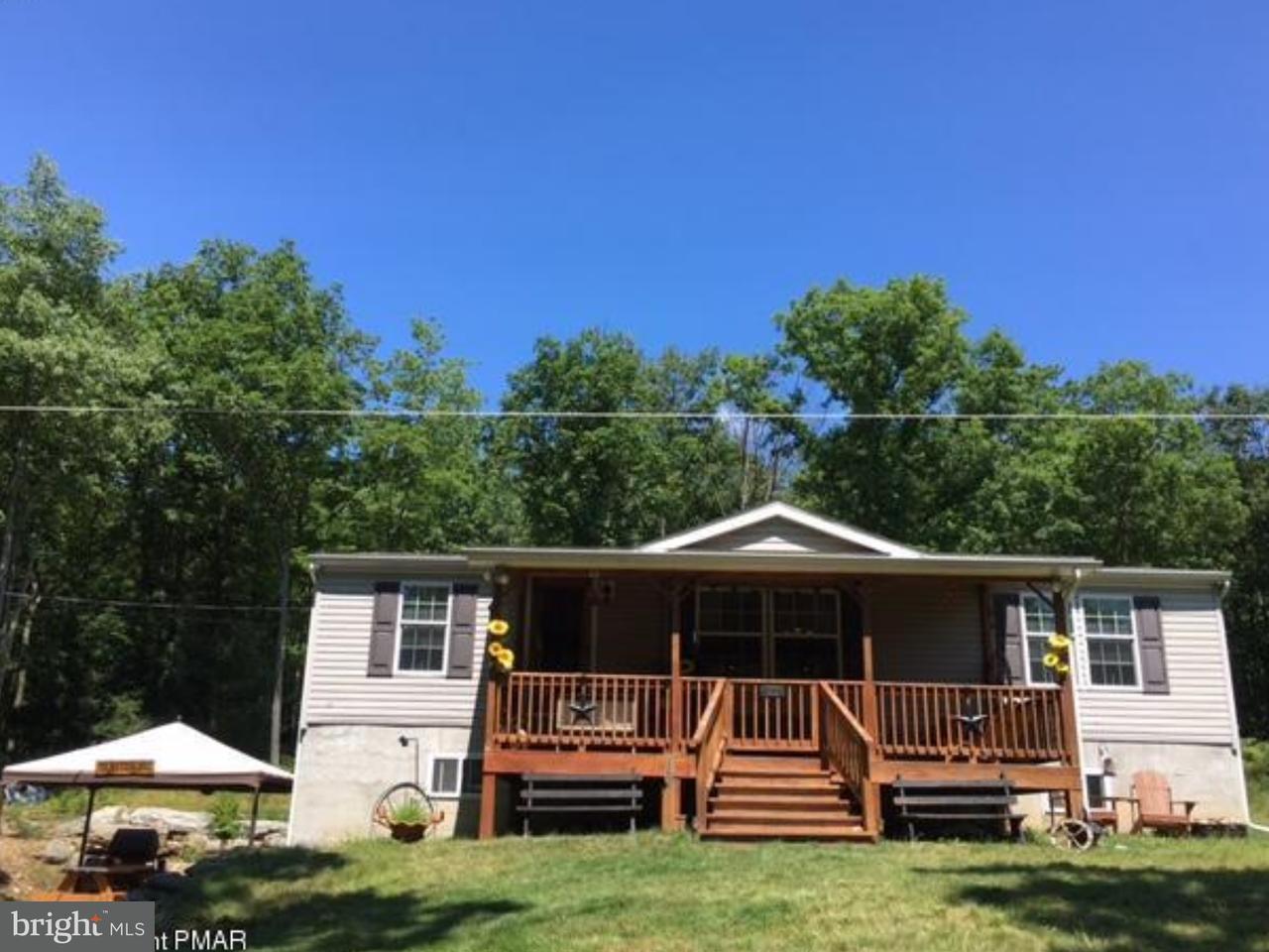 Частный односемейный дом для того Продажа на 296 BEAR CREEK Drive Jim Thorpe, Пенсильвания 18229 Соединенные Штаты