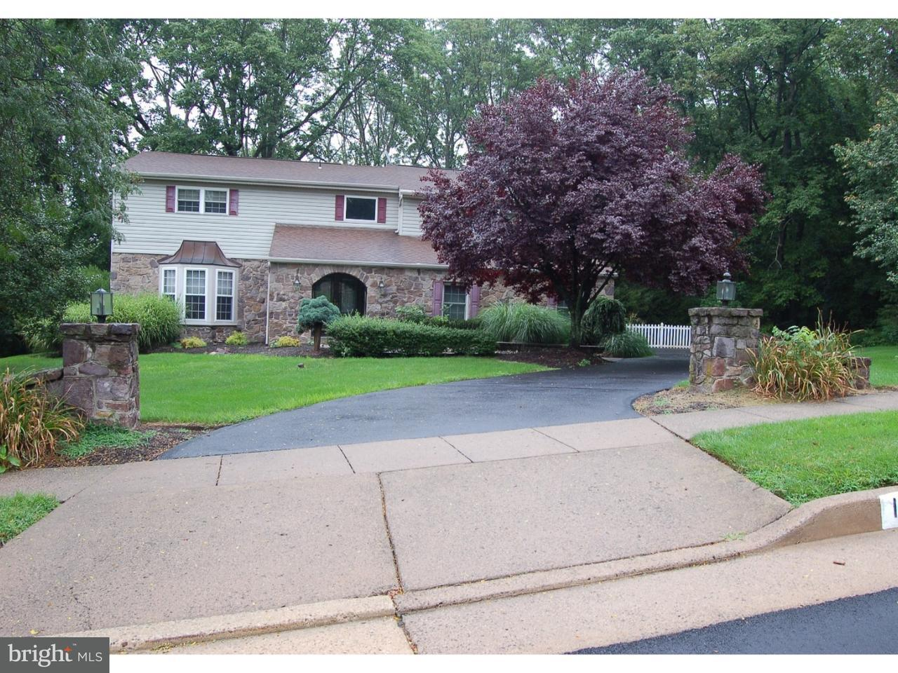 Single Family Home for Rent at 131 JUSTICE Drive Newtown, Pennsylvania 18940 United States