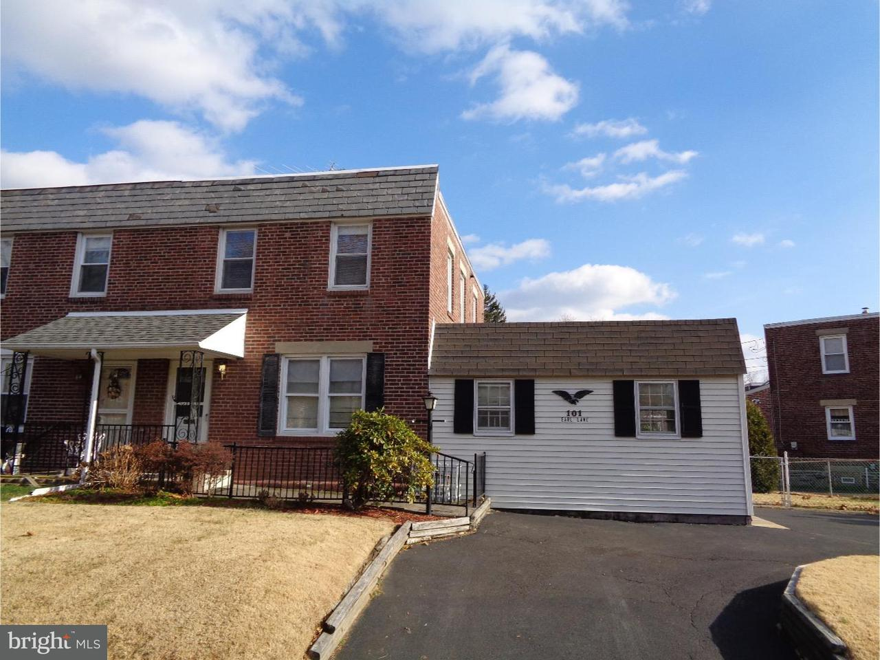 Townhouse for Rent at 101 EARL Lane Hatboro, Pennsylvania 19040 United States