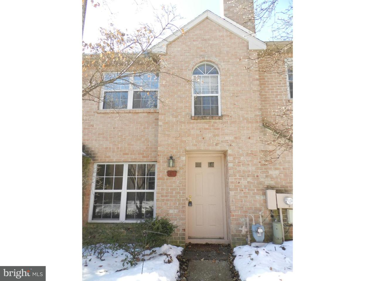 Townhouse for Rent at 47 RAMPART Drive Chesterbrook, Pennsylvania 19087 United States
