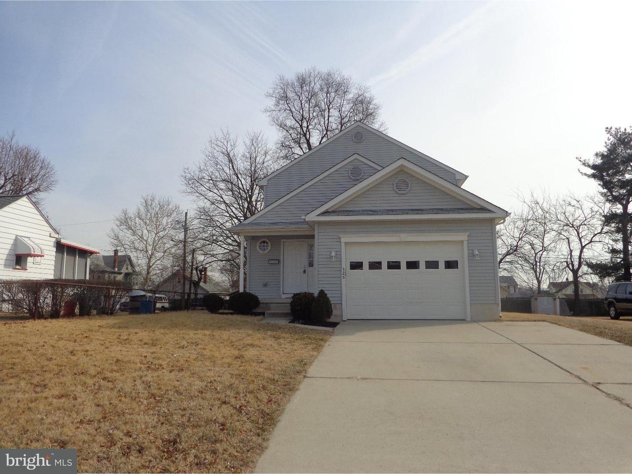 独户住宅 为 销售 在 325 GREENWICH Avenue Paulsboro, 新泽西州 08066 美国