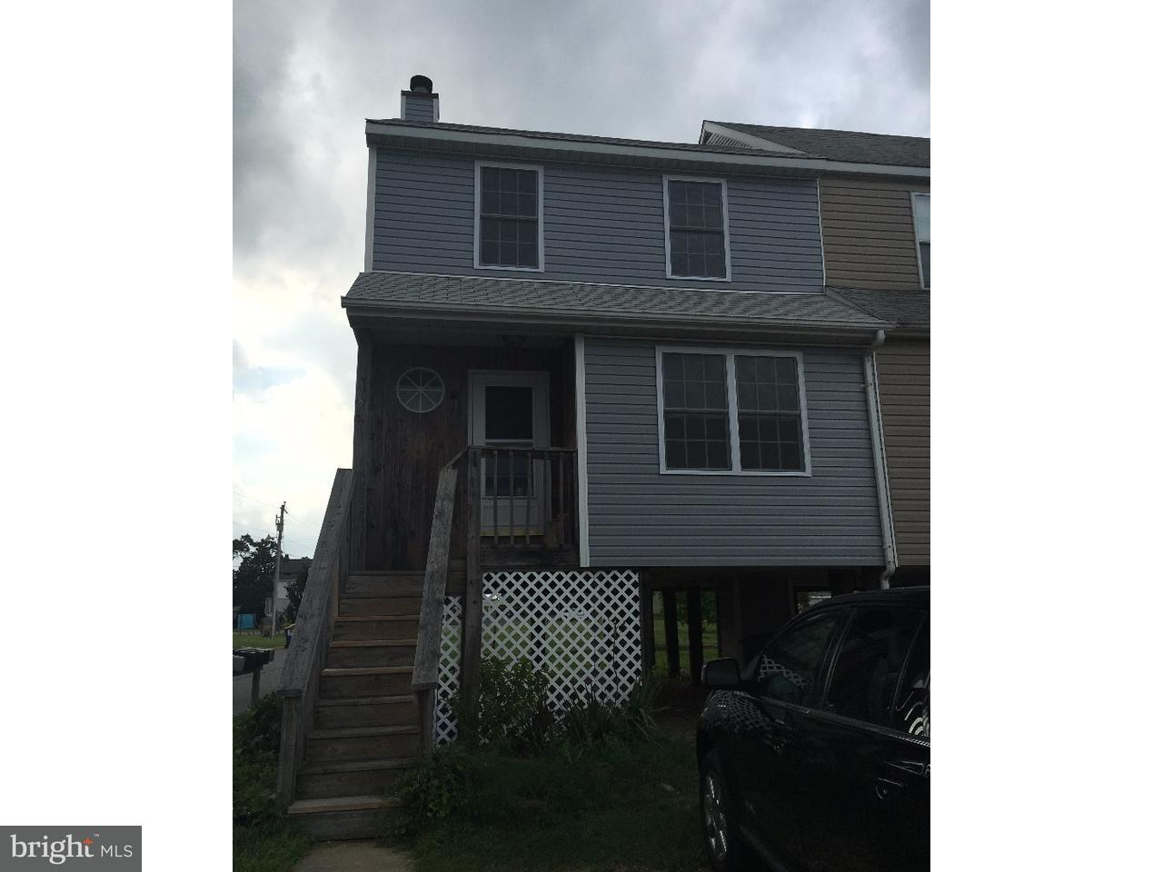 Townhouse for Rent at 41 WYATT Avenue Frederica, Delaware 19946 United States