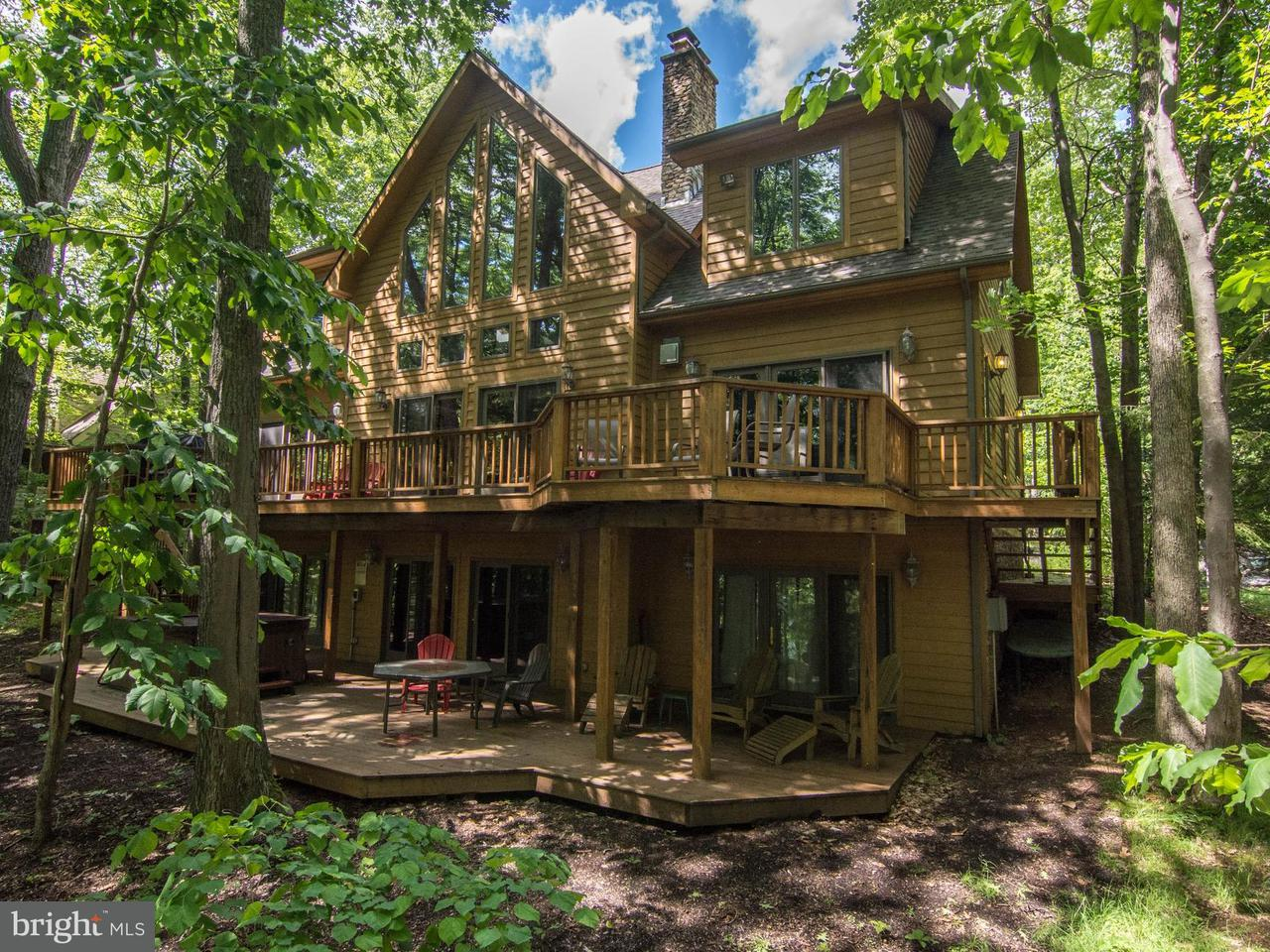 Single Family for Sale at 2615 Marsh Hill Rd Mc Henry, Maryland 21541 United States