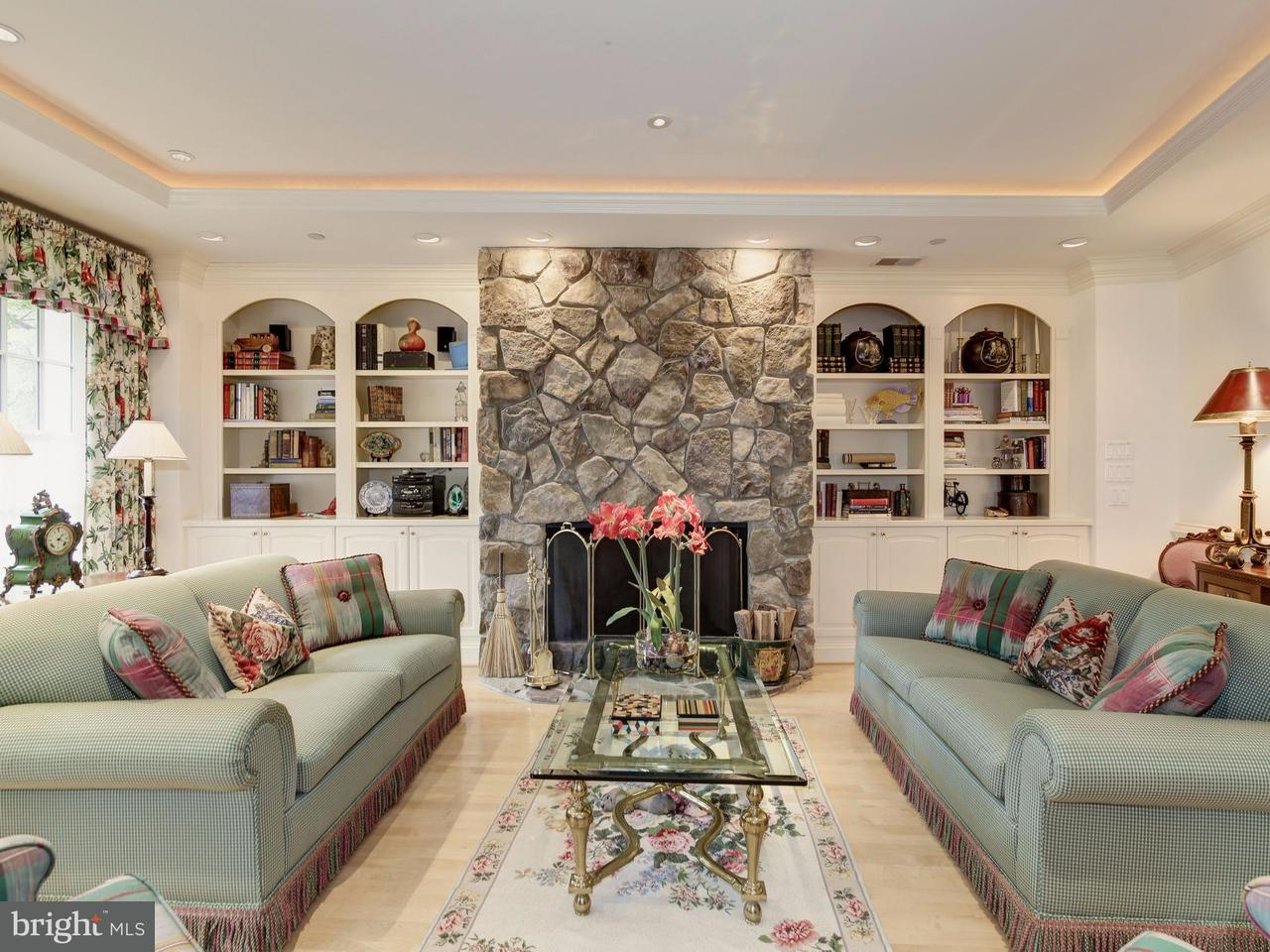 Condominium for Sale at 4600 Elm #r-6 Chevy Chase, Maryland 20815 United States