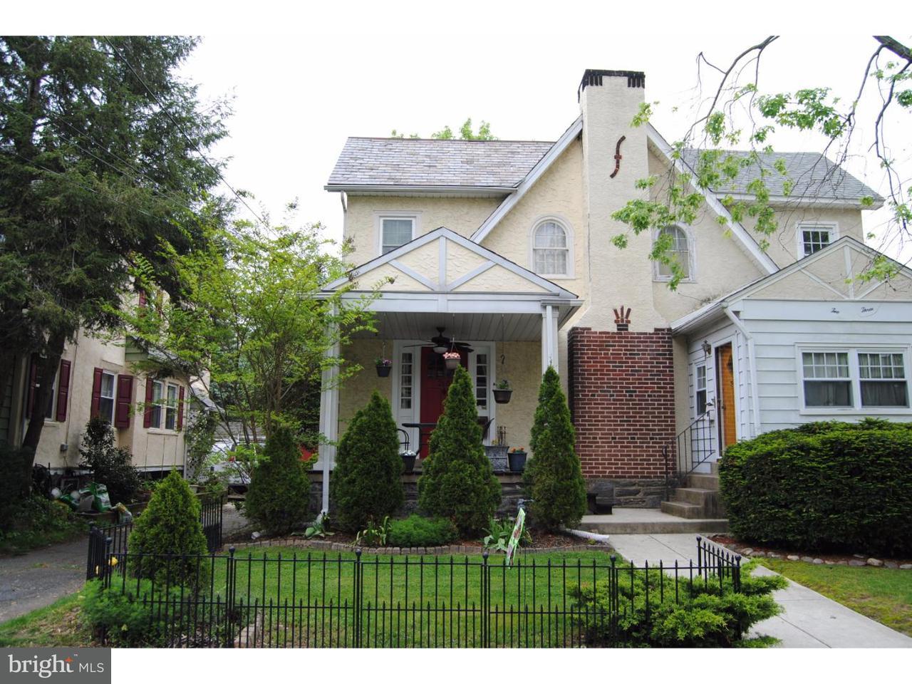 Casa unifamiliar adosada (Townhouse) por un Alquiler en 265 ARDMORE Avenue Lansdowne, Pennsylvania 19050 Estados Unidos