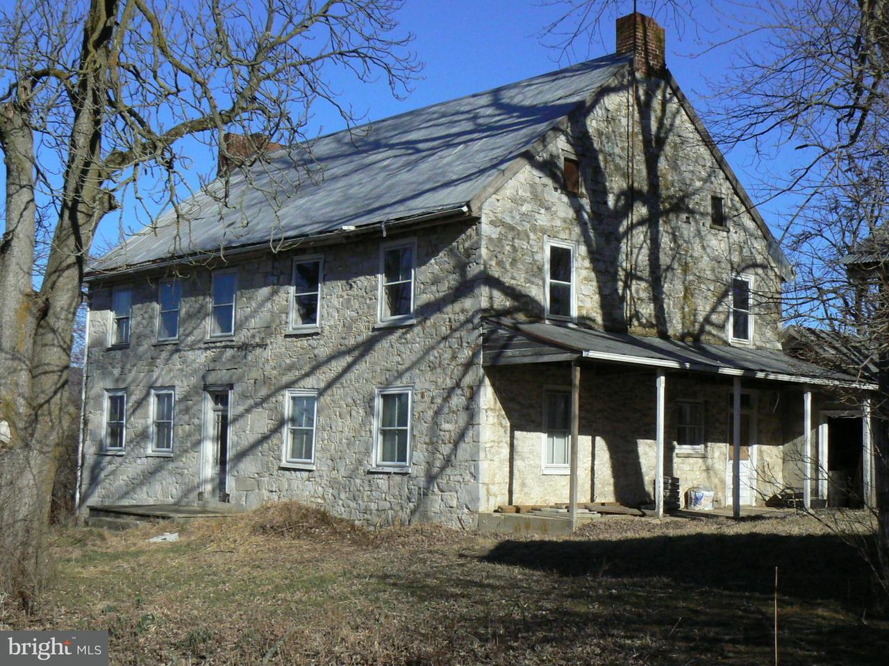 Farm for Sale at FORT LOUDON Road FORT LOUDON Road Mercersburg, Pennsylvania 17236 United States