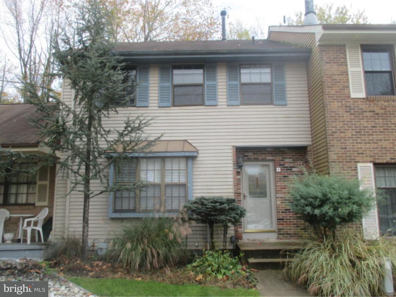 Casa unifamiliar adosada (Townhouse) por un Venta en 5 NORWOOD Court Medford, Nueva Jersey 08055 Estados Unidos