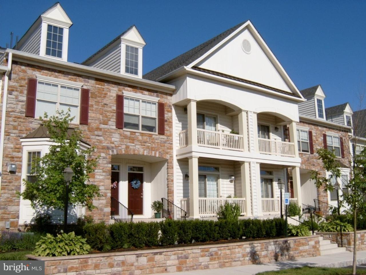 联栋屋 为 出租 在 108 CRESTWOOD Circle Sellersville, 宾夕法尼亚州 18960 美国