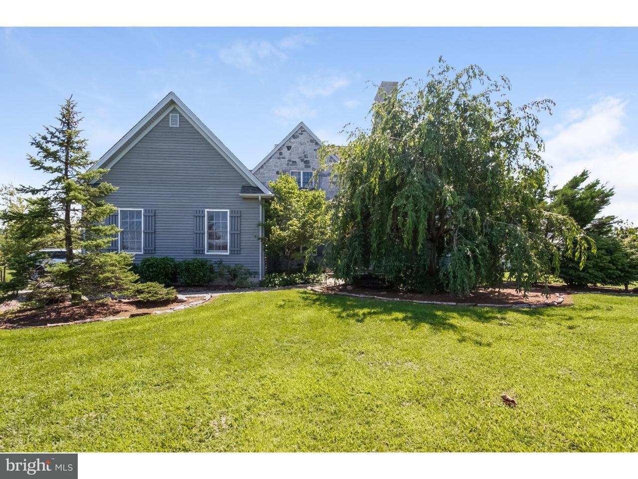 Частный односемейный дом для того Продажа на 48 WERTSVILLE Road Ringoes, Нью-Джерси 08551 Соединенные ШтатыВ/Около: East Amwell Township