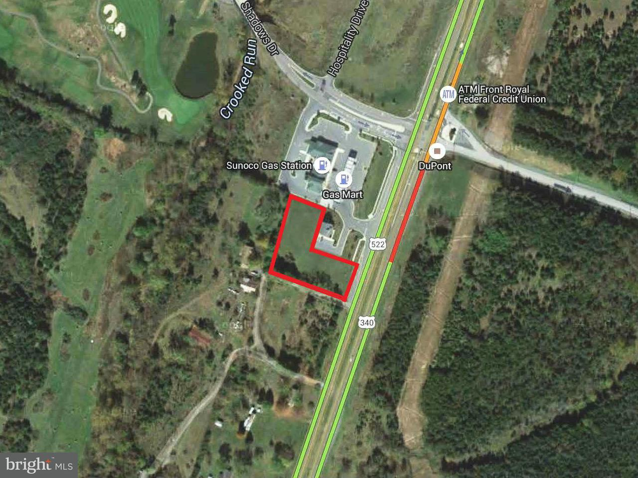 Land for Sale at WINCHESTER Road WINCHESTER Road Front Royal, Virginia 22630 United States