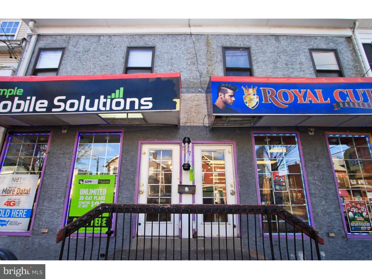 단독 가정 주택 용 매매 에 505 HAMILTON Avenue Trenton, 뉴저지 08609 미국에서/약: Trenton City