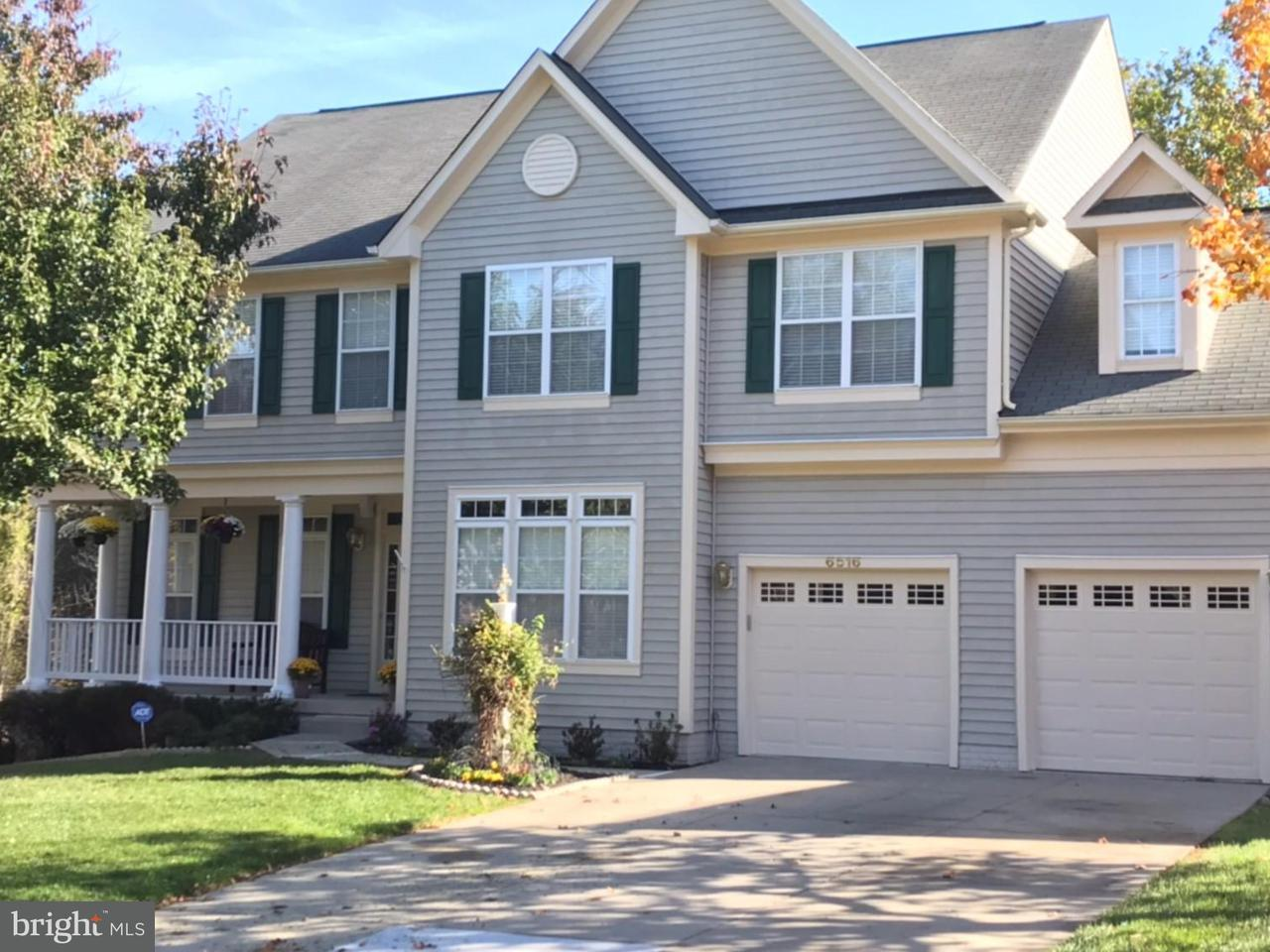 Single Family Home for Sale at 6516 EARLY LILY ROW 6516 EARLY LILY ROW Columbia, Maryland 21044 United States