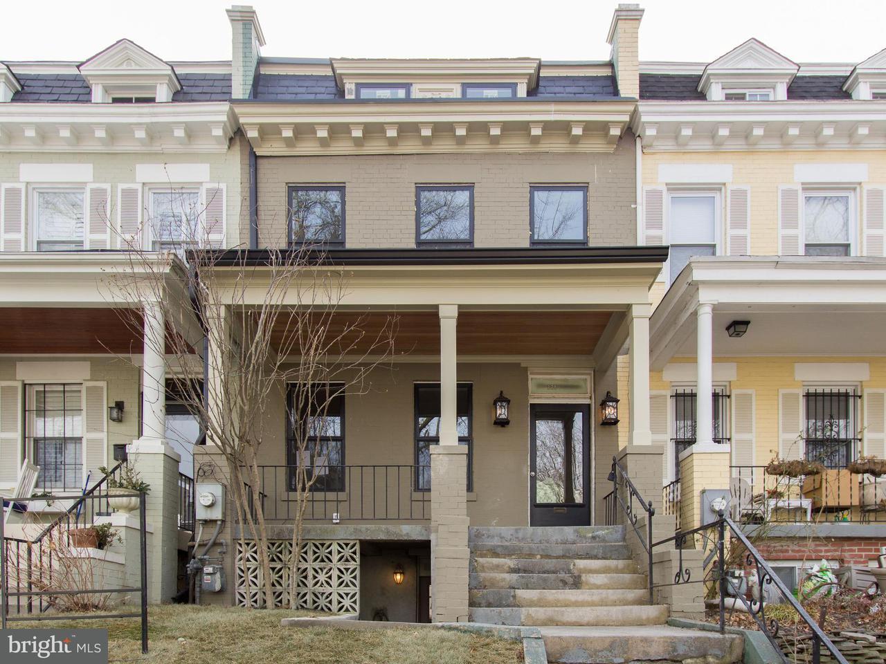 多棟聯建住宅 為 出售 在 726 SHEPHERD ST NW 726 SHEPHERD ST NW Washington, 哥倫比亞特區 20011 美國
