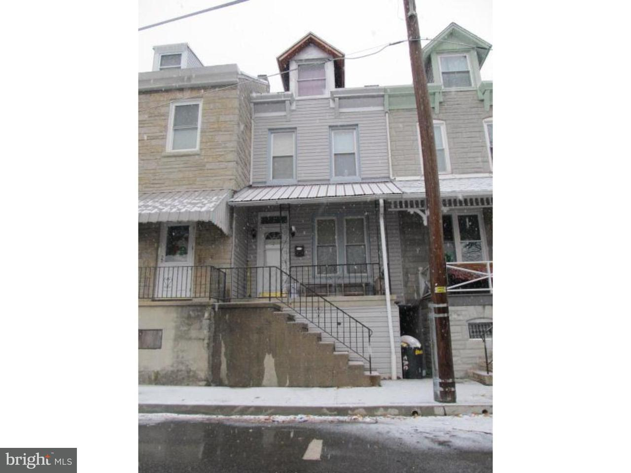 Townhouse for Sale at 116 YARNELL Street West Reading, Pennsylvania 19611 United States