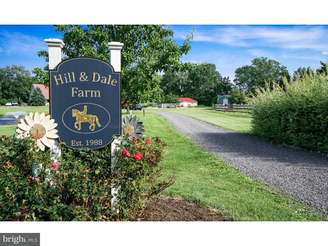 Ferme pour l Vente à 553 GEIGEL HILL Road Ottsville, Pennsylvanie 18942 États-Unis