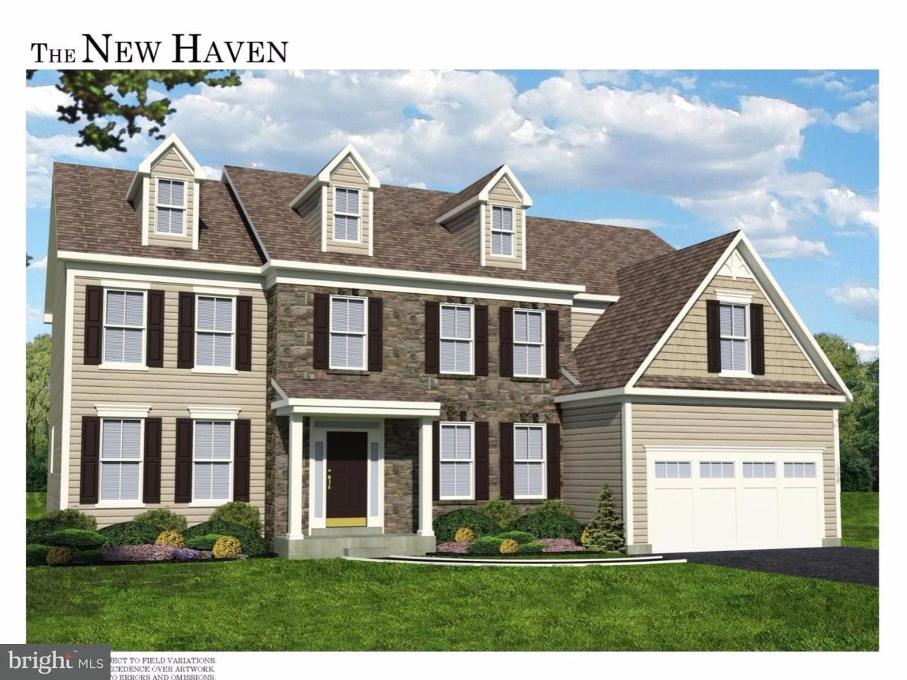 Single Family Home for Sale at Lot 25 S LANDMARK Lane Fort Washington, Pennsylvania 19034 United States