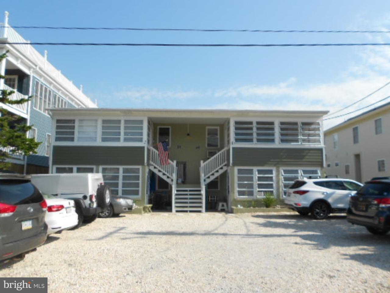 Maison unifamiliale pour l Vente à 23 RODNEY AVE #7 Dewey Beach, Delaware 19971 États-Unis