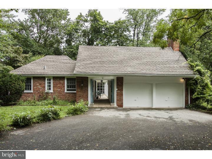 Casa Unifamiliar por un Alquiler en 410 FISHERS Road Bryn Mawr, Pennsylvania 19010 Estados Unidos