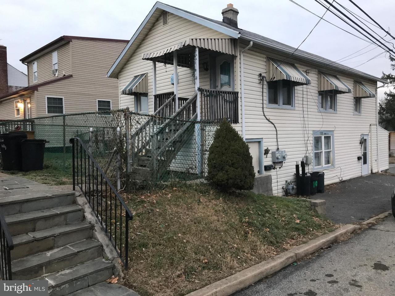 Duplex for Sale at 1000 SUNSET Street Trainer, Pennsylvania 19061 United States