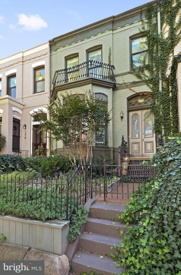 Townhouse for Sale at 1320 RIGGS ST NW 1320 RIGGS ST NW Washington, District Of Columbia 20009 United States