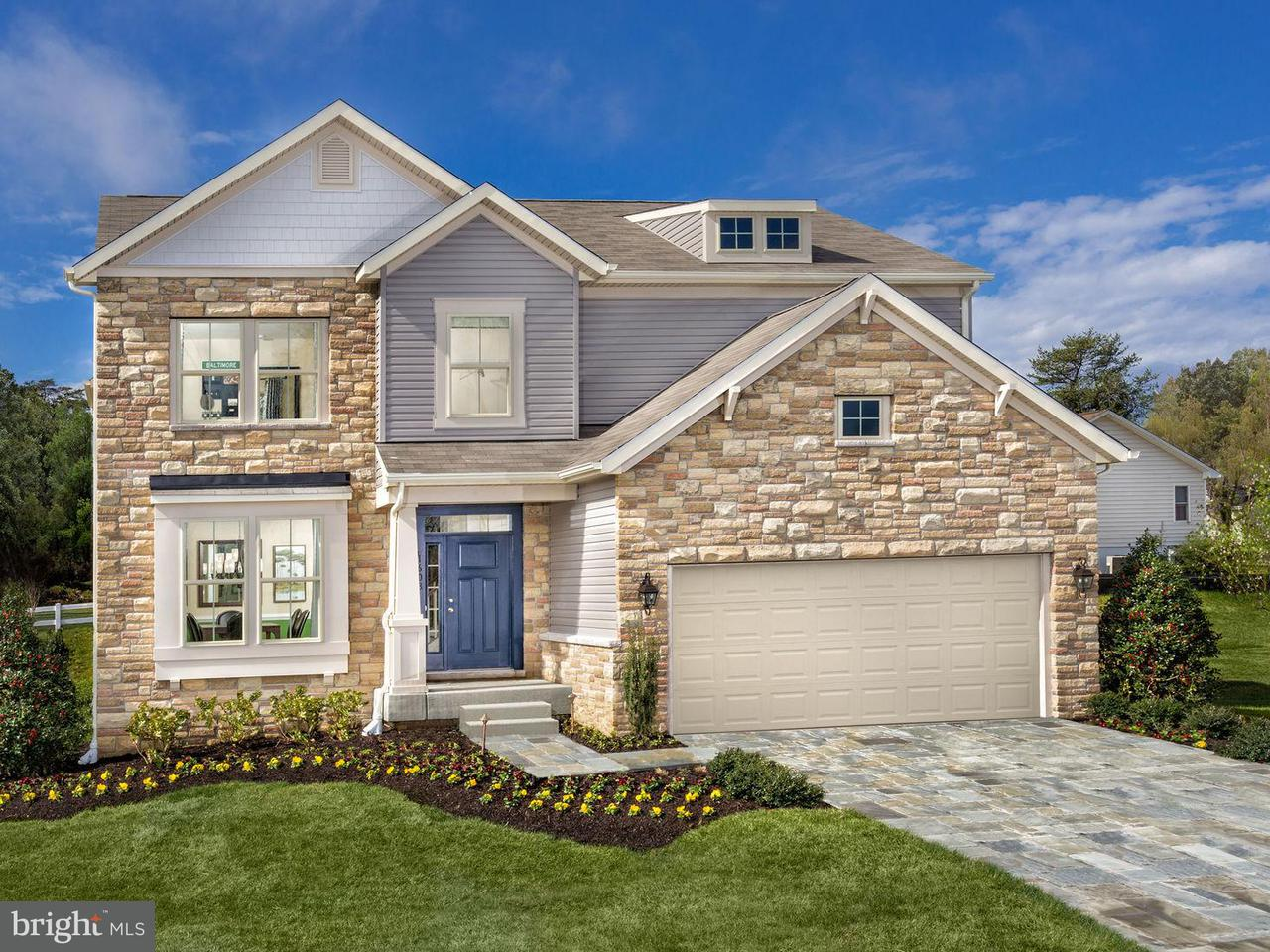 Single Family Home for Sale at 2008 CROMWELL RIDGE Court 2008 CROMWELL RIDGE Court Parkville, Maryland 21234 United States