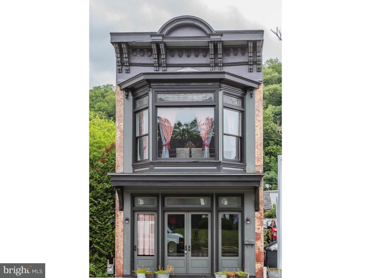 Casa Unifamiliar por un Venta en 12 N MAIN Street Lambertville, Nueva Jersey 08530 Estados UnidosEn/Alrededor: Lambertville