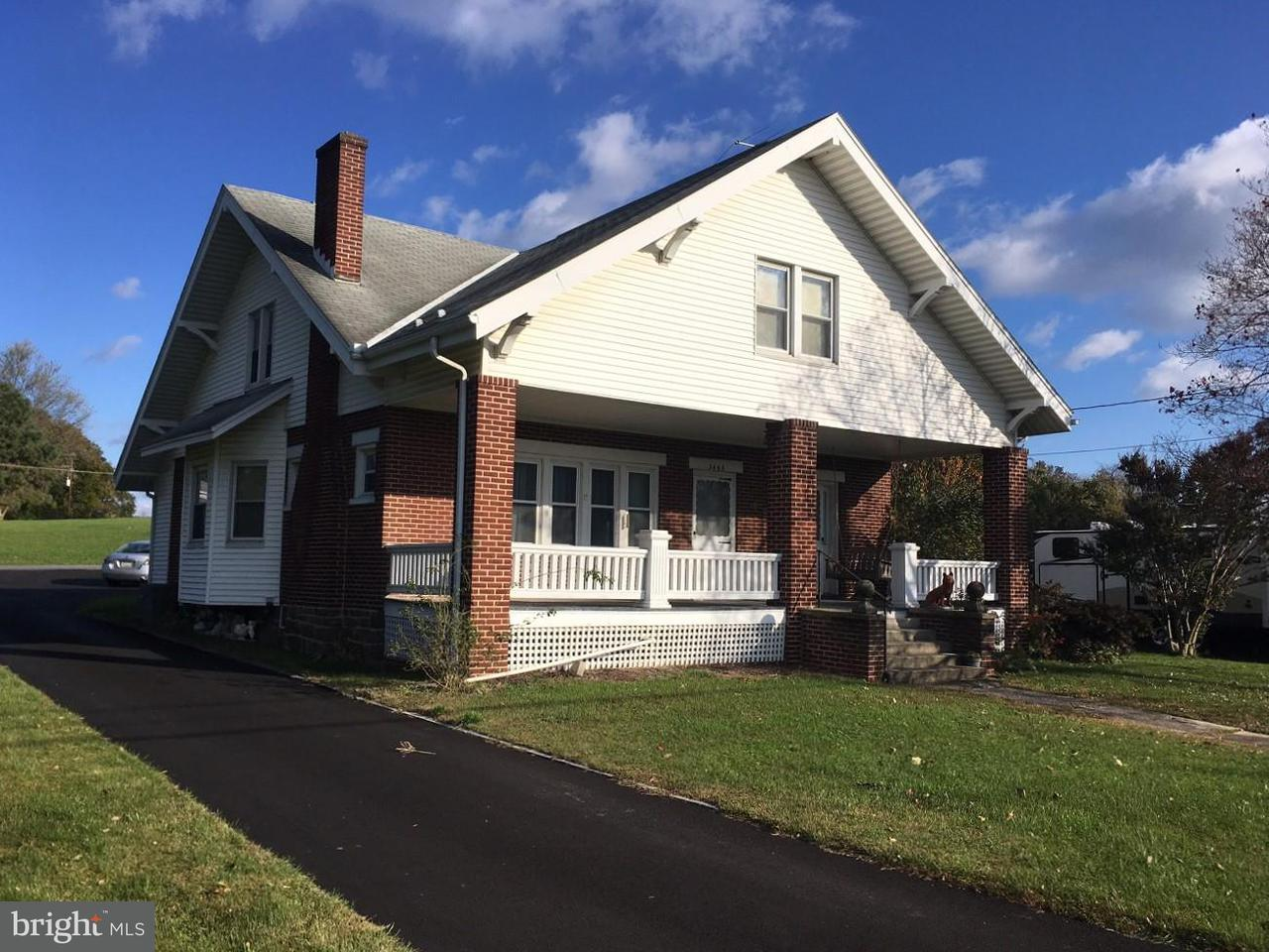 Single Family for Sale at 3463 Orrstown Rd Orrstown, Pennsylvania 17244 United States