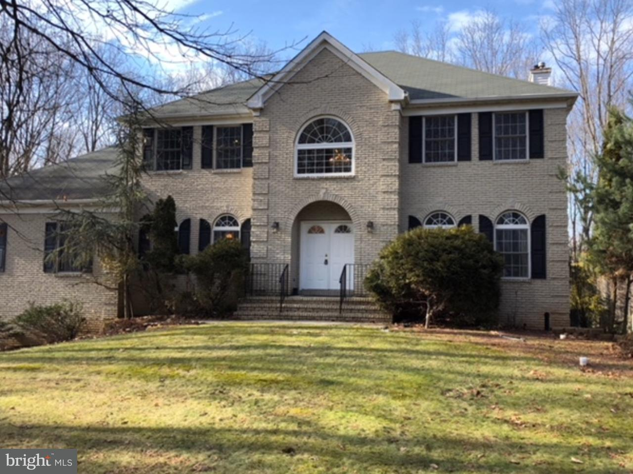 Enfamiljshus för Försäljning vid 10 COTTRELL Drive Clarksburg, New Jersey 08510 Usa