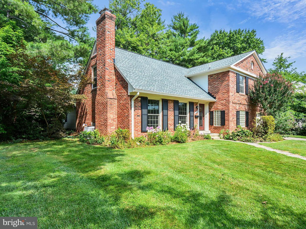 Single Family Home for Sale at 12104 OLD BRIDGE Road 12104 OLD BRIDGE Road Rockville, Maryland 20852 United States
