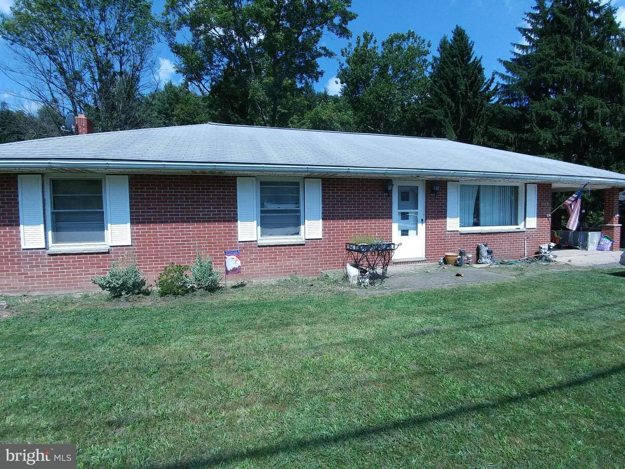Single Family for Sale at 11113 Vale Summit Rd Eckhart Mines, Maryland 21528 United States