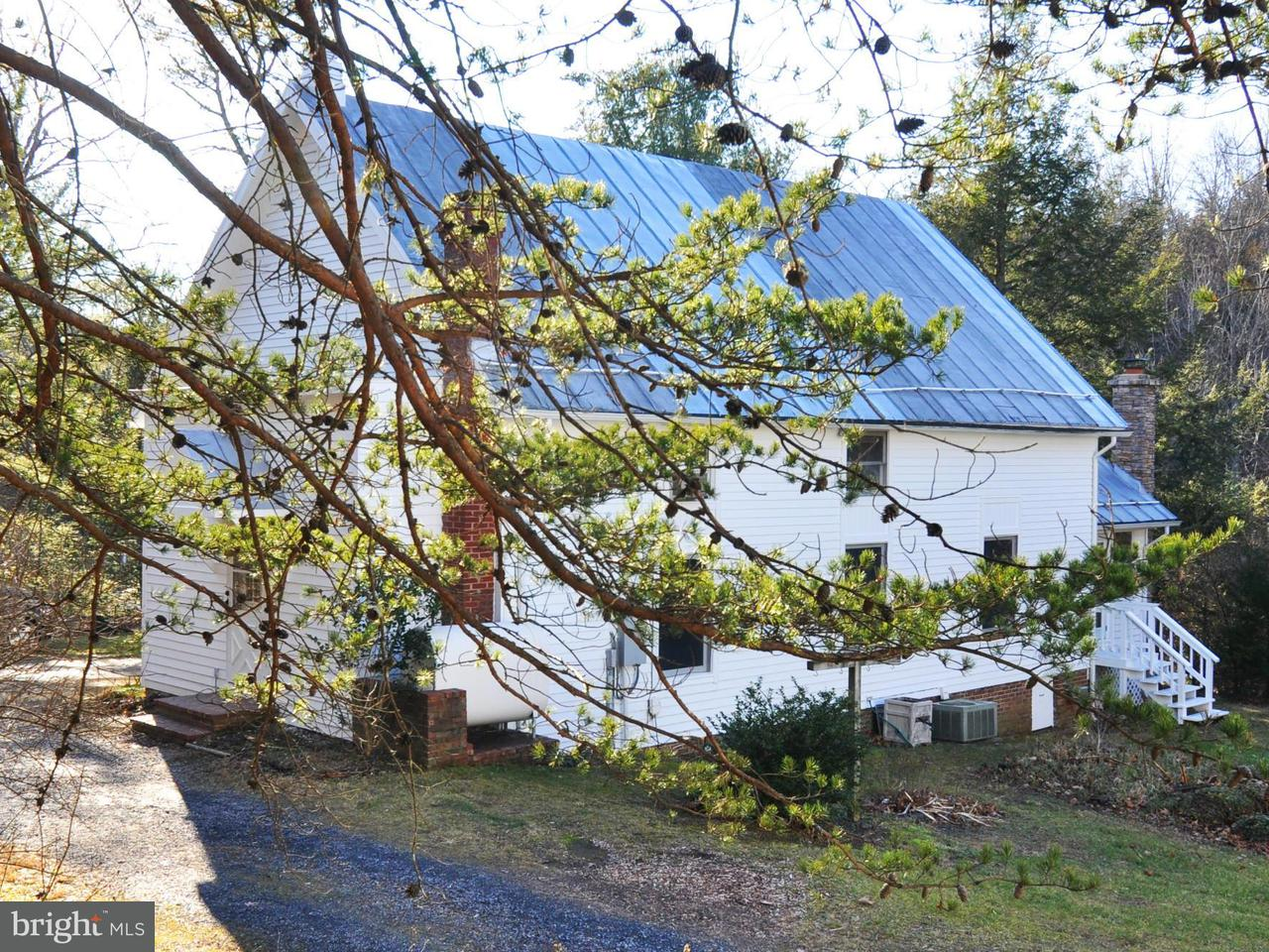 Single Family for Sale at 3614 Saint Davids Church Rd Fort Valley, Virginia 22652 United States