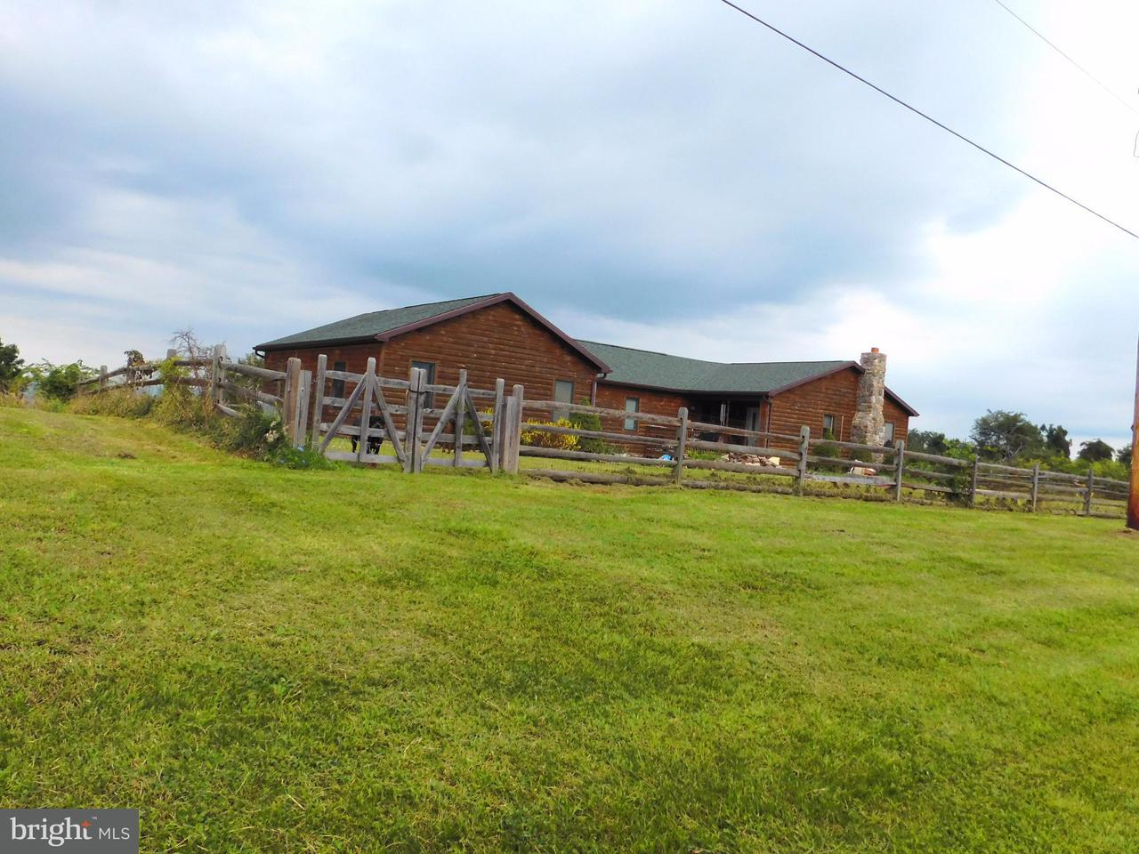 Single Family for Sale at 599 N Apple Ridge Romney, West Virginia 26757 United States
