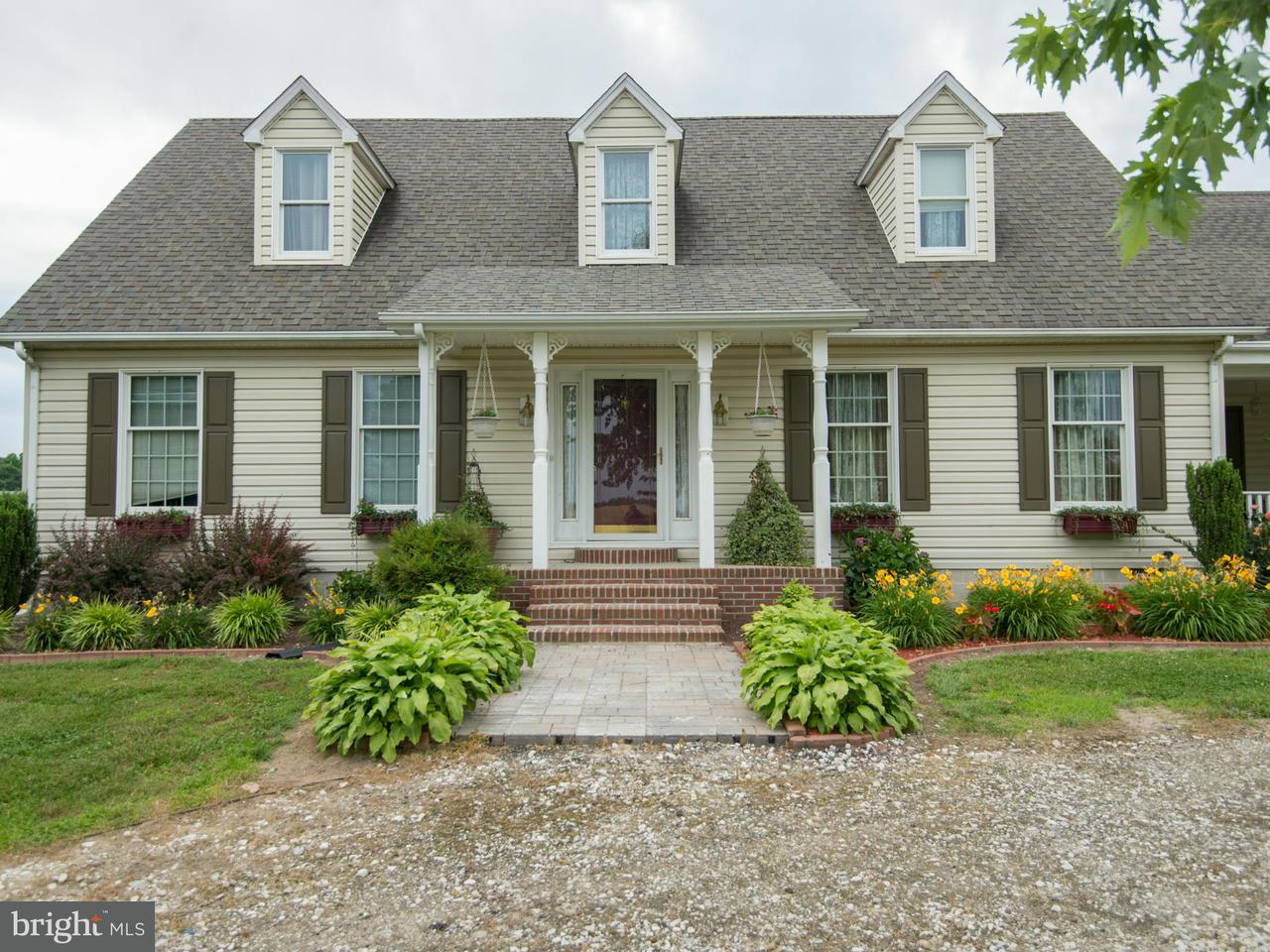 Additional photo for property listing at 6652 East New Market-Ellwood Road 6652 East New Market-Ellwood Road Hurlock, Maryland 21643 United States