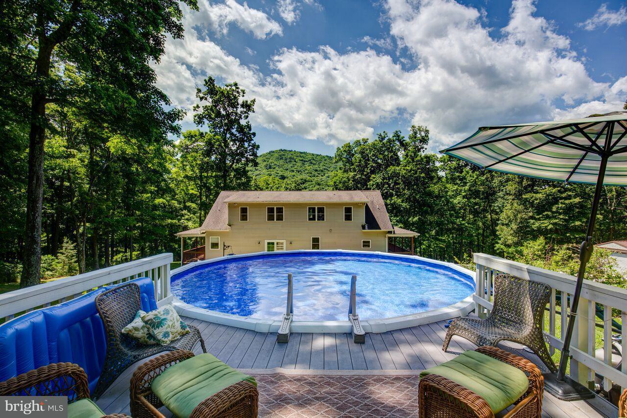 Einfamilienhaus für Verkauf beim 141 TRAILS END Drive 141 TRAILS END Drive Star Tannery, Virginia 22654 Vereinigte Staaten