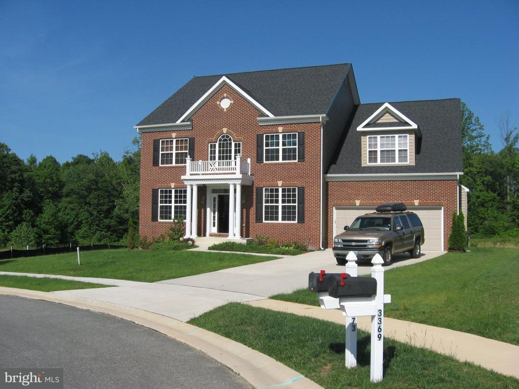 단독 가정 주택 용 매매 에 3373 KILBURN Court 3373 KILBURN Court White Plains, 메릴랜드 20695 미국