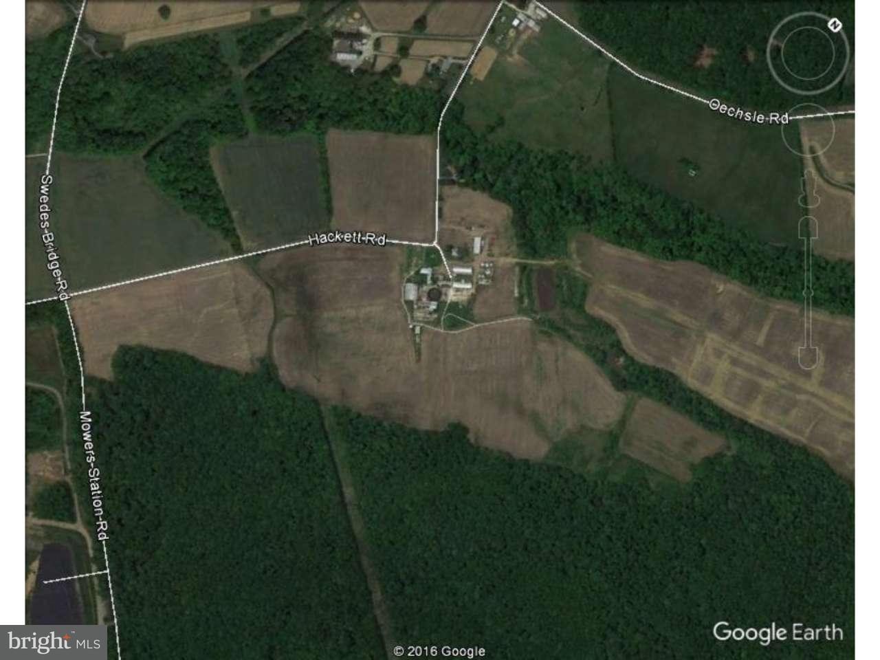 Ferme pour l Vente à 134 MCKILLIP Road Woodstown, New Jersey 08098 États-Unis