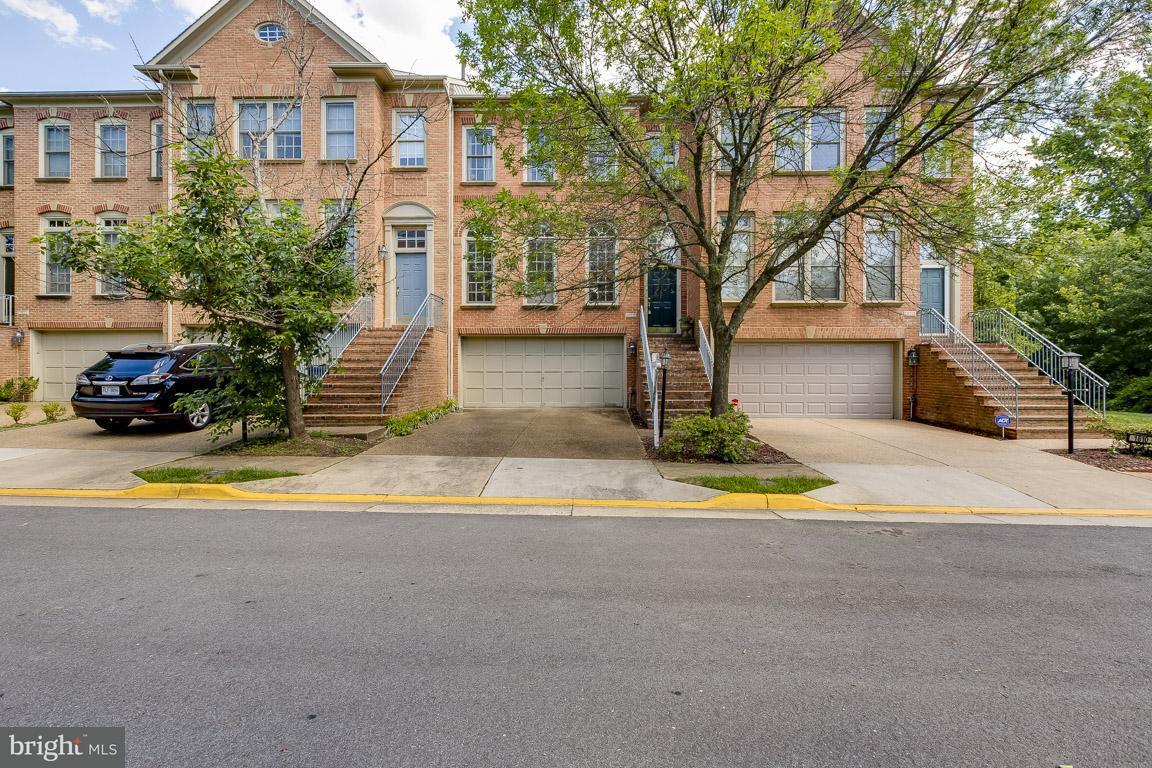 タウンハウス のために 売買 アット 1812 FALLBROOK Lane 1812 FALLBROOK Lane Vienna, バージニア 22182 アメリカ合衆国