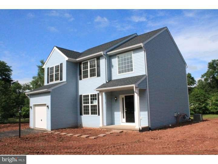 Single Family Home for Sale at Lot 2H JOSEPHS WAY Coatesville, Pennsylvania 19320 United States