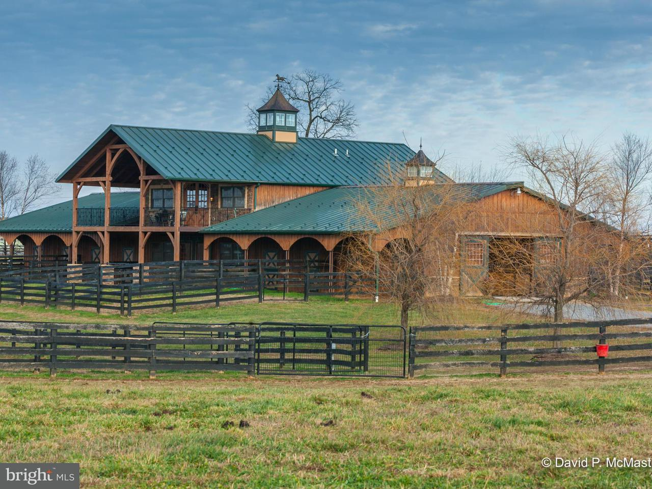 农场 为 销售 在 895 Ridge Road 895 Ridge Road Shenandoah Junction, 西弗吉尼亚州 25442 美国